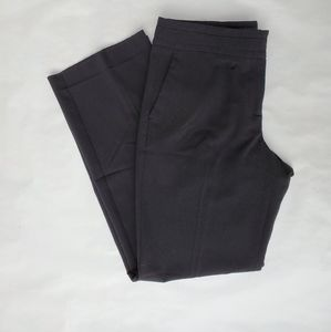 Sharagano black pants size 8P